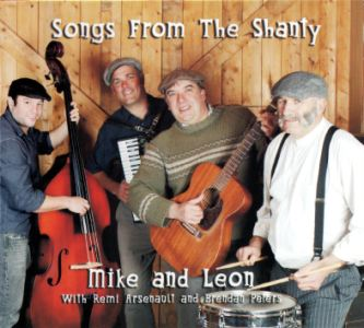 Songs From The Shanty - Leon Gallant